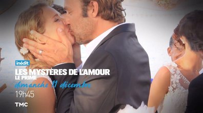 Trois mariages à venir dans Les Mystères de l'amour...