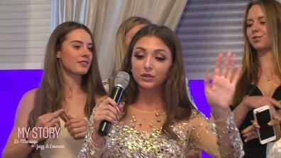 EXCLU : Eva la soeur de Jazz chante son single pour la première fois !