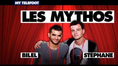 MyTELEFOOT - Les Mythos du 31 août 2014