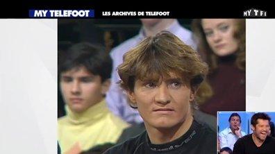 Les archives de Téléfoot : Bixente Lizarazu en 1993 !