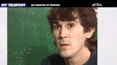 Les archives de Téléfoot : Hommage à Jean-Luc Sassus