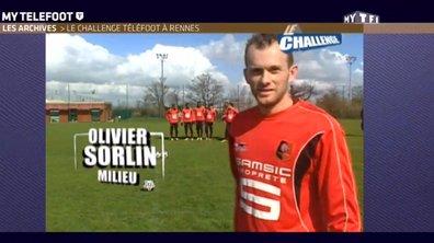 MyTelefoot - Les archives : les joueurs de Rennes et le challenge Téléfoot