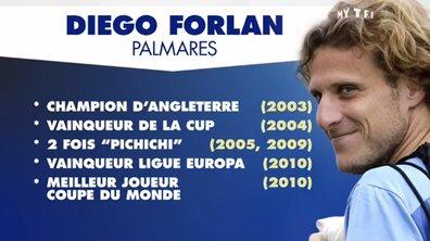 MyTELEFOOT - La Belle Histoire : Diego Forlan vers la retraite ?