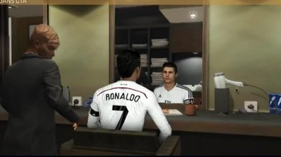 MyTELEFOOT - Buzz : C. Ronaldo dans GTA !