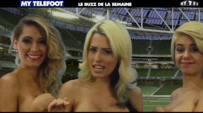 MyTELEFOOT - Le Buzz : la Copa America se dénude
