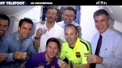 MyTELEFOOT - Les Indiscrétions : dans les coulisses du Barça et du Real !