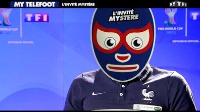 MyTELEFOOT - L'invité mystère du 15 juin 2014