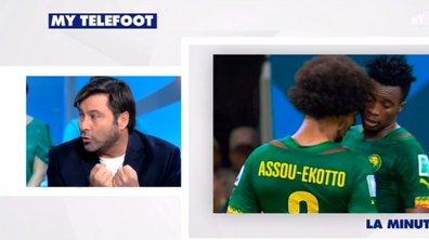 MyTELEFOOT - La Minute Belge de Stéphane Pauwels du 22 juin 2014