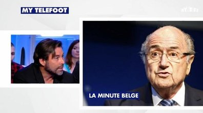 MyTELEFOOT - La minute belge : Pauwels se paie la FIFA