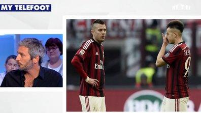 MyTELEFOOT - Balland Balance : retour sur la chute du Milan AC