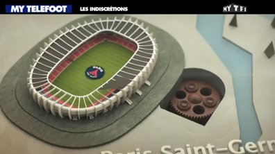 """MyTELEFOOT - Les Indiscrétions : Quand le PSG se la joue """"Games of Thrones"""""""