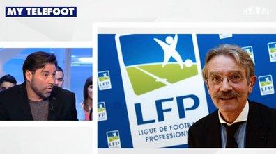 MyTELEFOOT - L'histoire Belge : Pauwels charge Thiriez