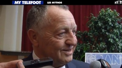 MyTELEFOOT - Les Mythos : Nasser Al-Khelaïfi et Jean-Michel Aulas