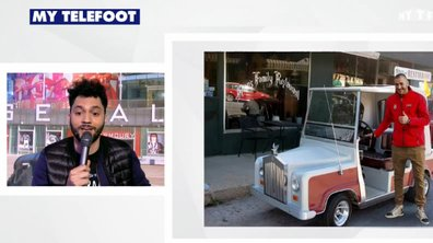 MyTELEFOOT - Tony Saint Laurent découpe Karim Benzema