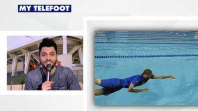 MyTELEFOOT - Tony Saint Laurent en presque duplex de Reims