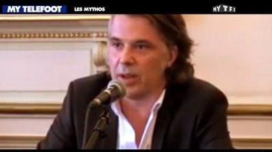 MyTELEFOOT - Les Mythos : Blanc, Labrune et Vieira