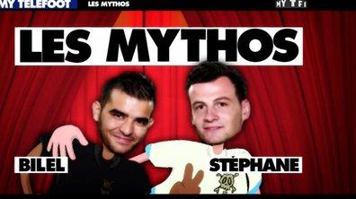 MyTELEFOOT - Les Mythos : Koh Lanta, Aulas et Benitez