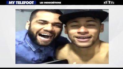 MyTELEFOOT - Les Indiscrétions : du foot, du people et de la bonne humeur