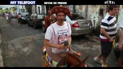 MyTELEFOOT - La Revue de Presse du 22 juin 2014