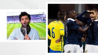 MyTELEFOOT : Le presque duplex de Tony Saint Laurent : les Bleuets, Balotelli