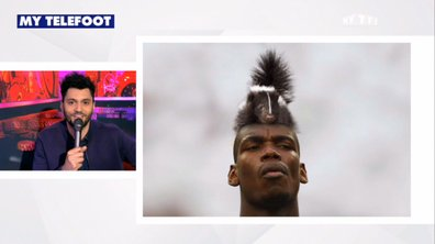 MyTELEFOOT - Tony Saint Laurent découpe Paul Pogba !