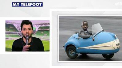 MyTELEFOOT - Tony Saint Laurent en presque duplex de Geoffroy-Guichard
