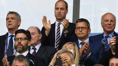"""Colombie-Angleterre : le prince William """"ne pouvait pas être plus fier"""" et le clame sur Twitter"""