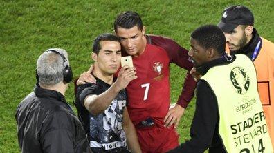 Après l'avoir sorti du coma, Ronaldo invite un jeune supporter polonais