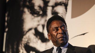 Pelé hospitalisé au Brésil pour épuisement