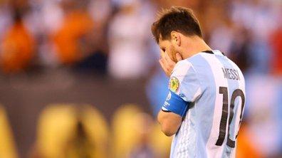 Le nouveau tatouage de Messi !