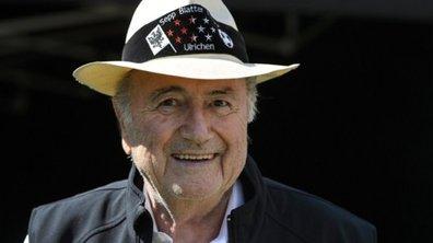 Sepp Blatter attendu en Russie vers le 20 juin… à l'invitation de Vladimir Poutine