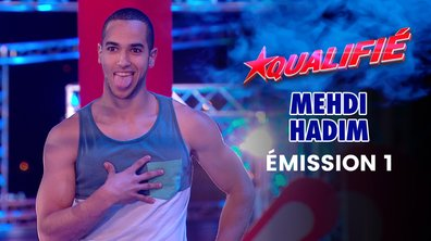 Demi-finale : Mehdi Hadim pulvérise tout - Ninja Warrior