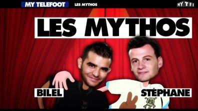 MyTELEFOOT - Les Mythos : Blanc, Ibrahimovic et la CAN