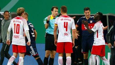 Bundesliga: Naby Keita voit trois fois rouge