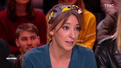 """Nadia Daam remontée contre M. Poulpe : """"Ce jour-là, ferme ta gueule"""""""