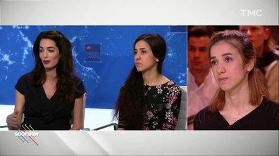 """Nadia Murad: """"L'aide d'Amal Clooney est une grande arme contre Daesh"""""""