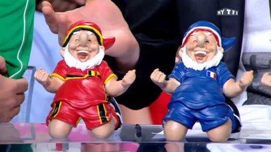 MyTELEFOOT - Les objets insolites de la Coupe du Monde : les nains de jardins !
