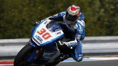 Moto2 et Moto3 - Qualifications Silverstone: La pole pour Nakagami et Vinales