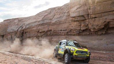 Dakar 2014 - 5e étape Auto : Nani Roma sème la zizanie