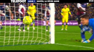 Ligue 1 : Nantes, la fièvre jaune