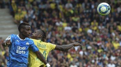 Ligue 1 - Nantes et Marseille dos à dos (0-0)