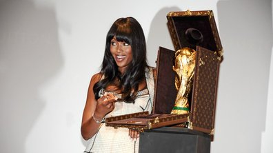 Naomi Campbell et la Coupe du monde