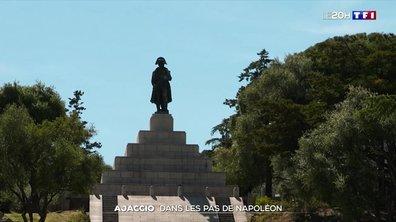 Napoléon : à Ajaccio, ses traces sont partout