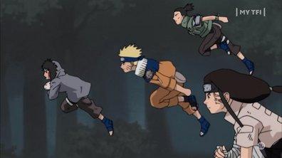 Naruto - Episode 113 - Chôji se déchaîne !