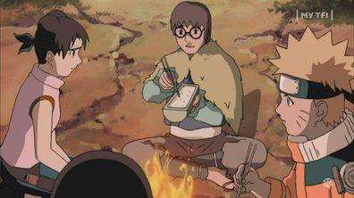 Naruto - Episode 162 - Le Guerrier maudit blanc
