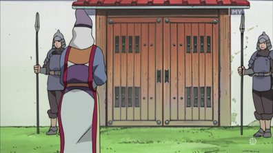 Naruto - Episode 177 - Oh ?! S'il vous plaît, monsieur le facteur !
