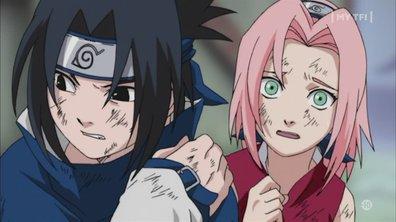 Naruto - Episode 38 - Les éliminatoires commencent