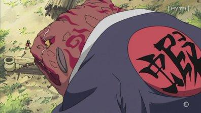 Naruto - Episode 57 - Maître crapaud entre en scène