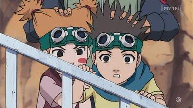Naruto - Episode 74 - La Vraie Nature de Gaara