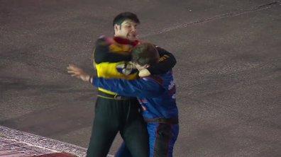 NASCAR : une bagarre et un dernier tour de folie dans le même jour !